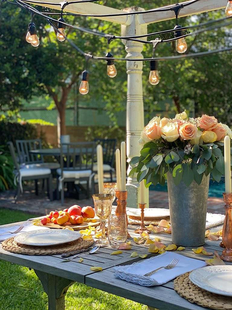 Summer Fun Outdoor Party for the Family