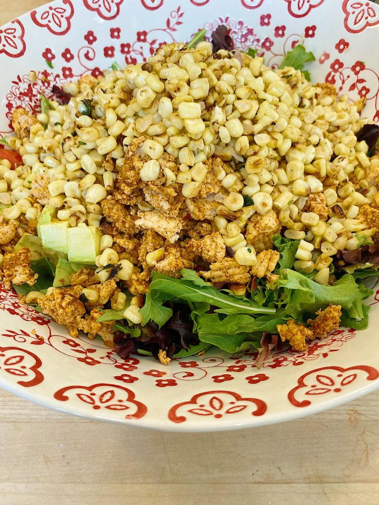 The Best Salad Summer Chicken Recipes 7