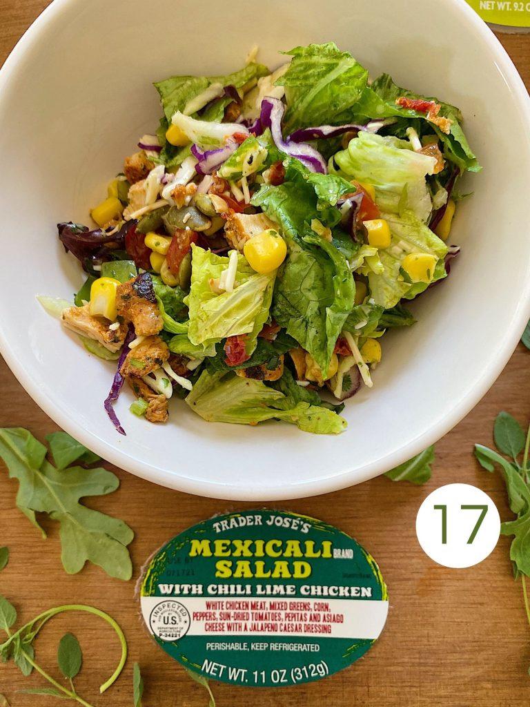 Trader Joe's Mexicali Salad