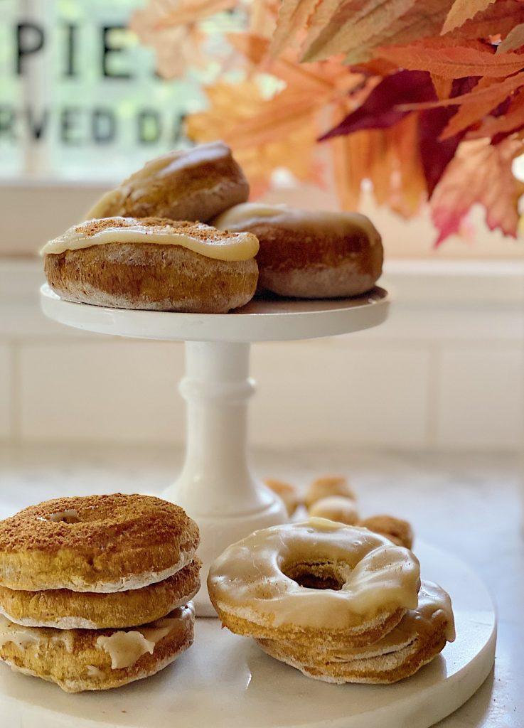 Best Pumpkin Gluten-Free Donuts