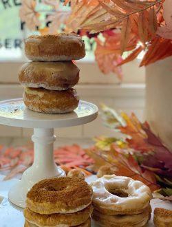 Best Pumpkin Gluten-Free Donuts Recipe