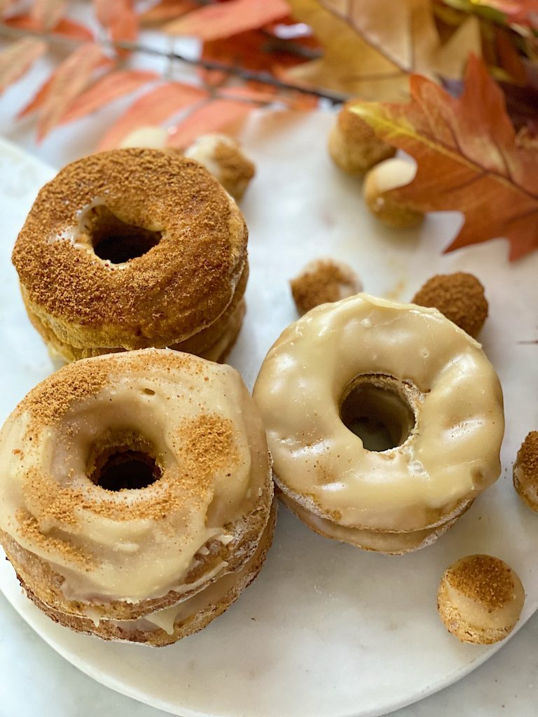 Easy Pumpkin Gluten-Free Donut Recipe