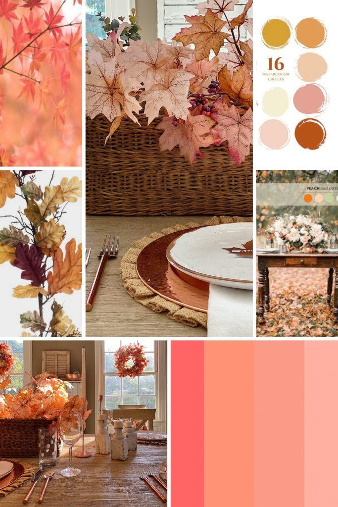 Fall Color Palette