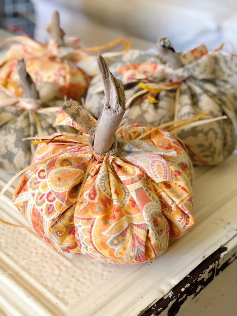 Fall Pumpkins DIY