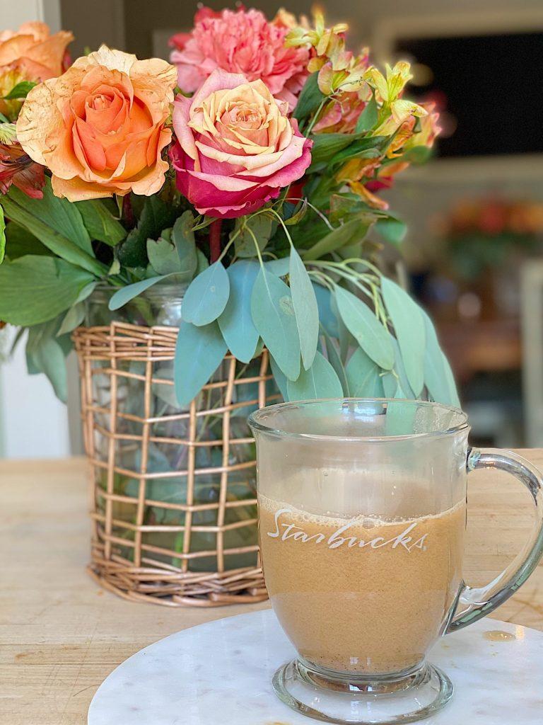 Healthy Pumpkin Spice Latte Starbucks
