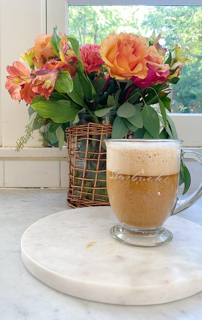 Healthy Pumpkin Spice Latte Starbucks Recipe
