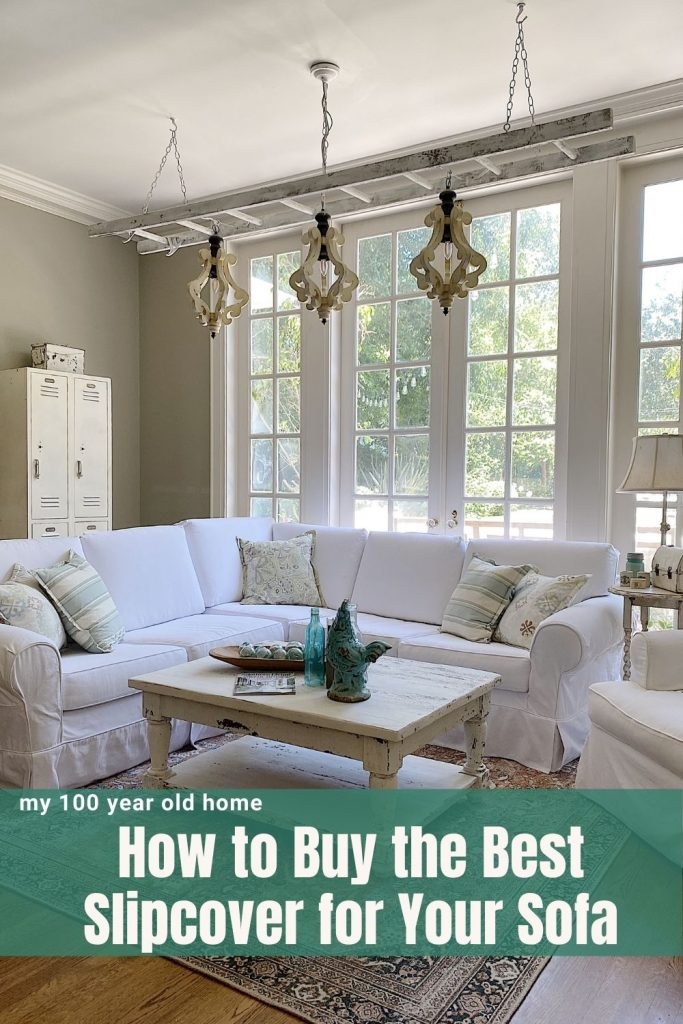 How to Buy the Best Slipcover