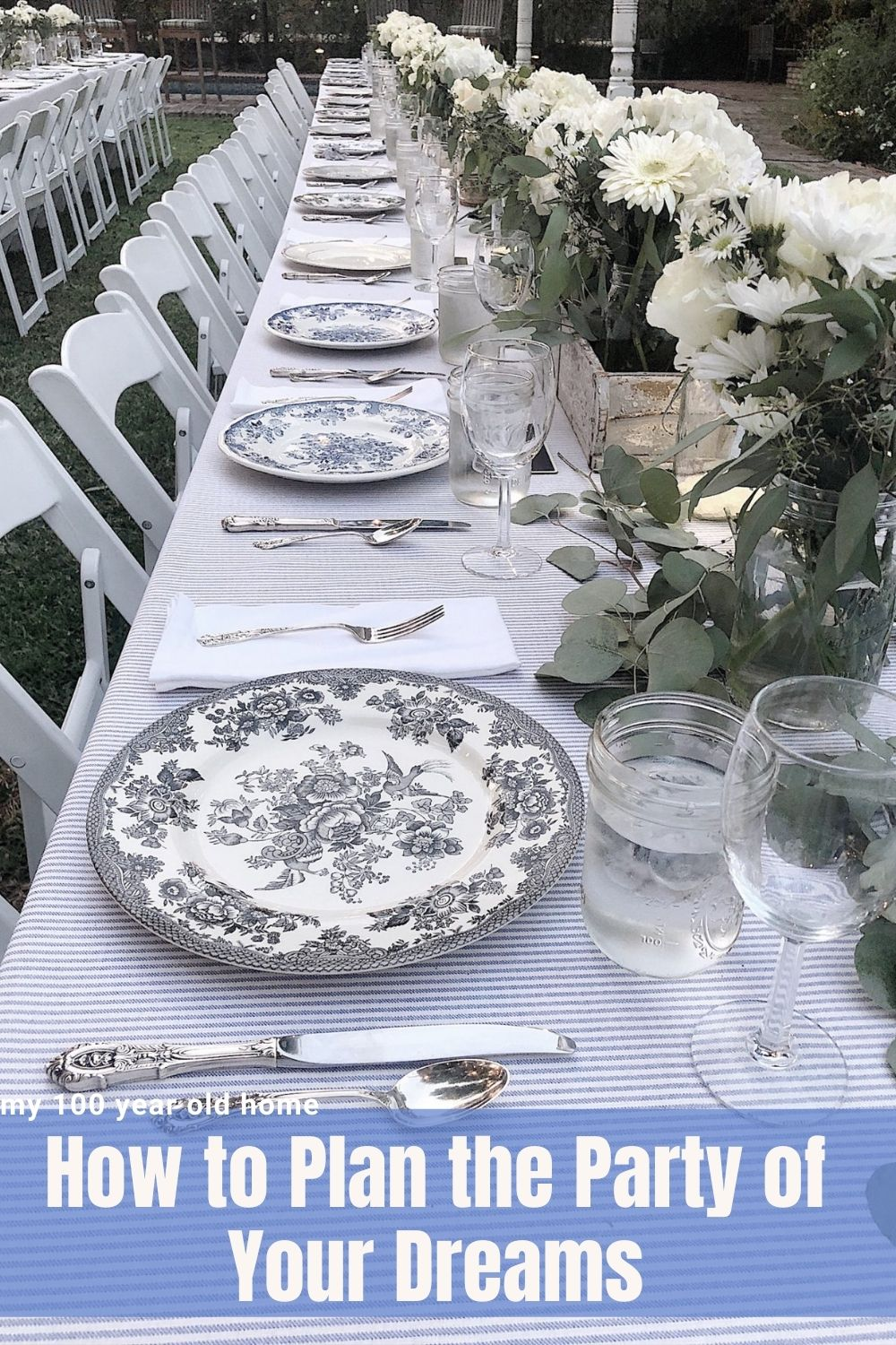 You may not know that I was an event and party planner for a very long time. Today I am sharing one of my favorite themes and parties of all time.
