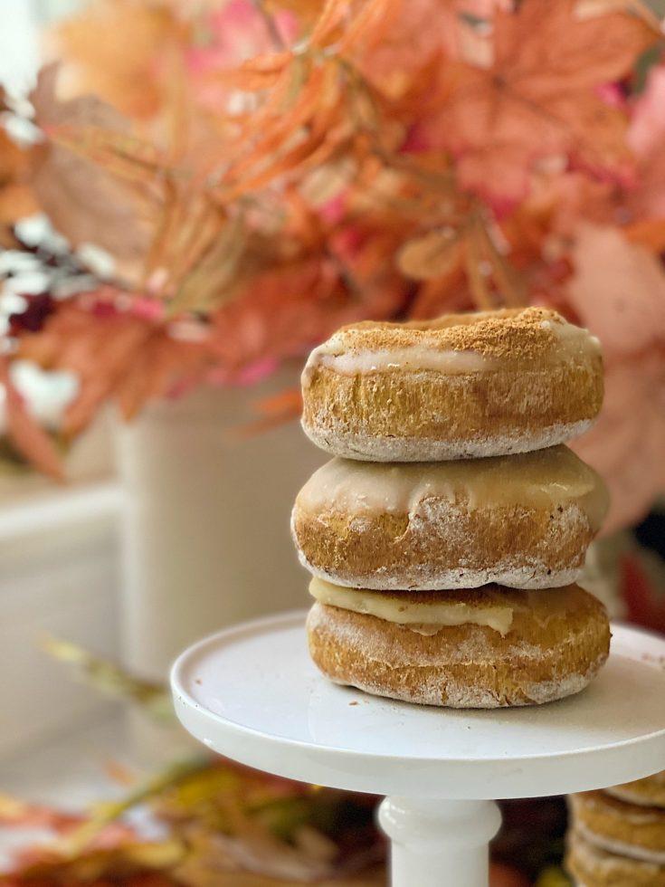 Pumpkin Gluten-Free Donuts Easy Recipe