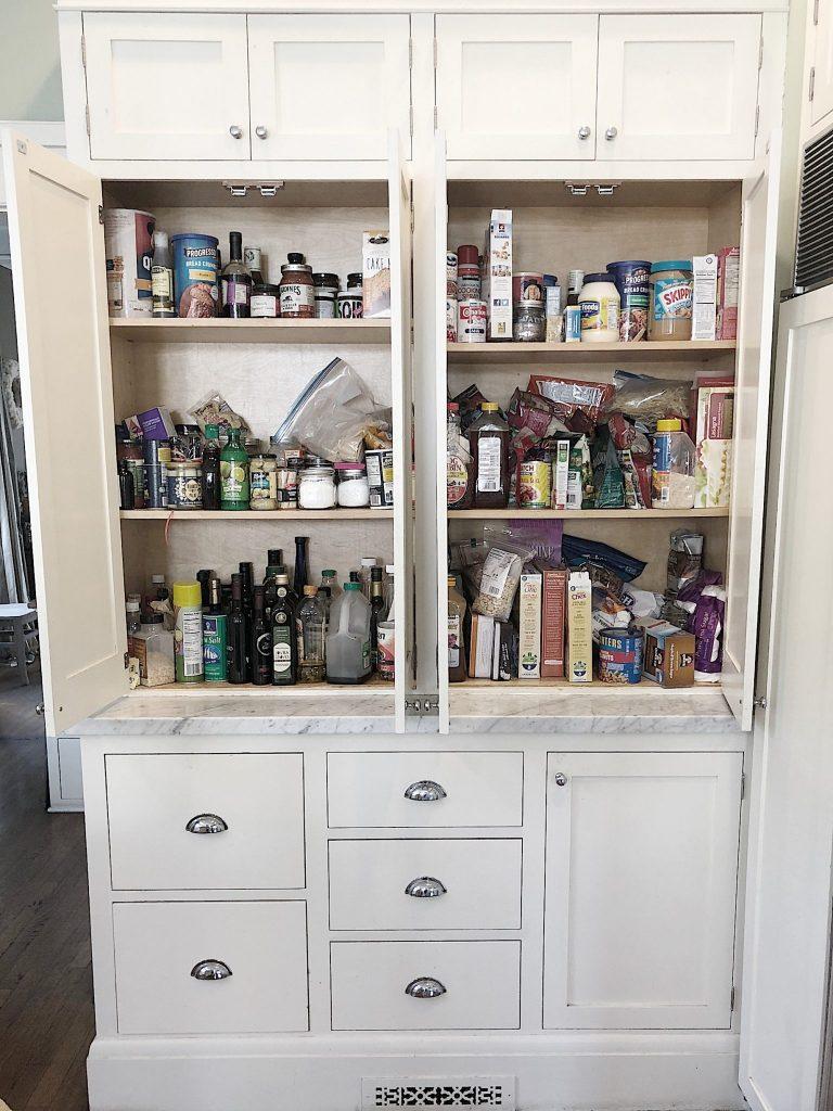 organize-a-pantry
