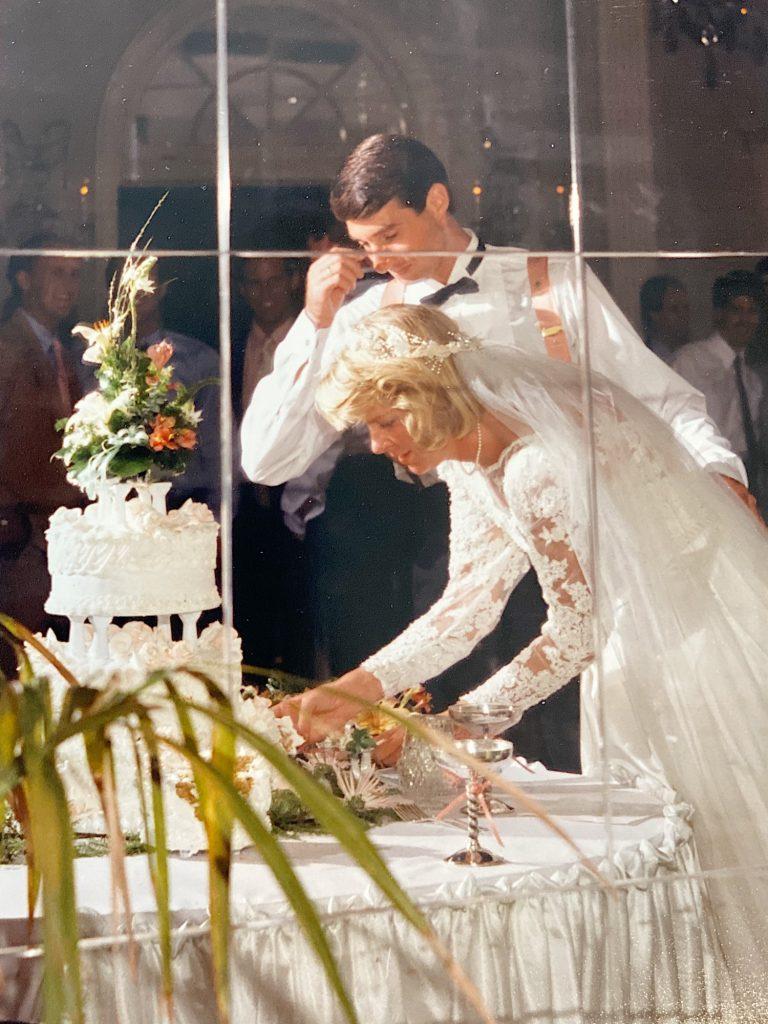 35th Wedding Anniversary Memories