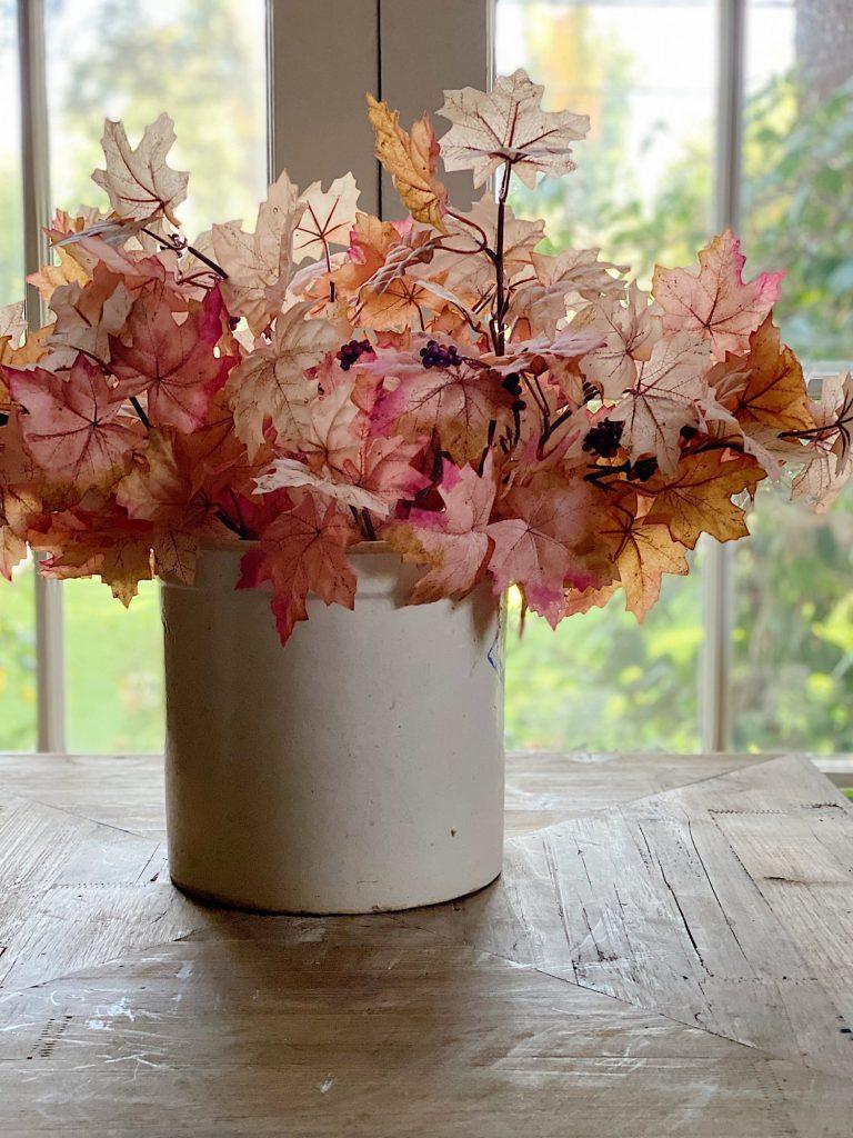 Five Ways to Ease into Autumn Decor 6