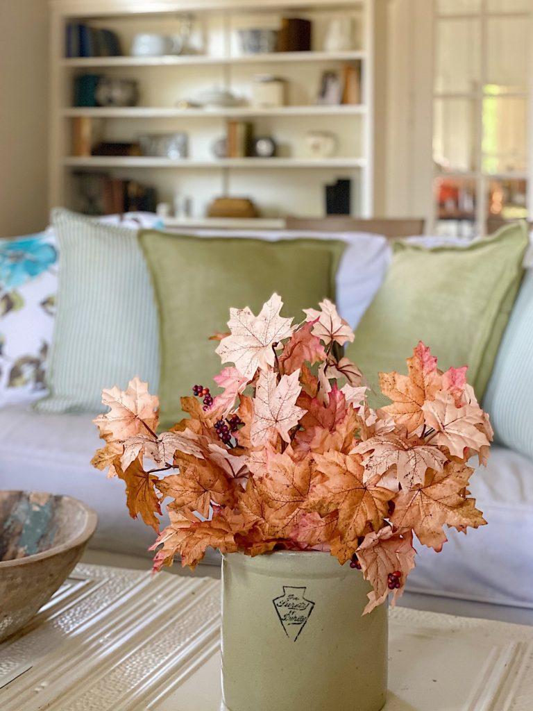 Five Ways to Ease into Autumn Decor 7