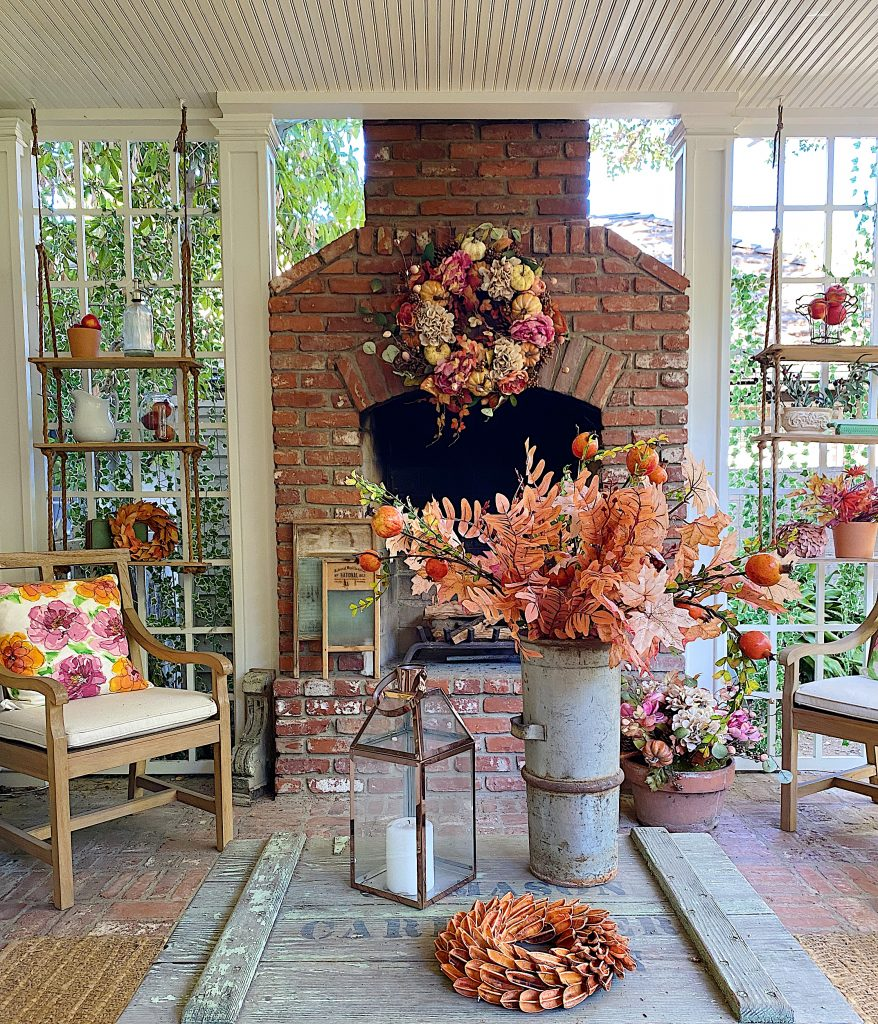 How to Decorate Your Home with Outdoor Fall Decor 1