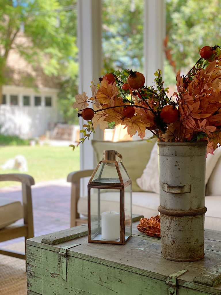 How to Decorate Your Home with Outdoor Fall Decor 3