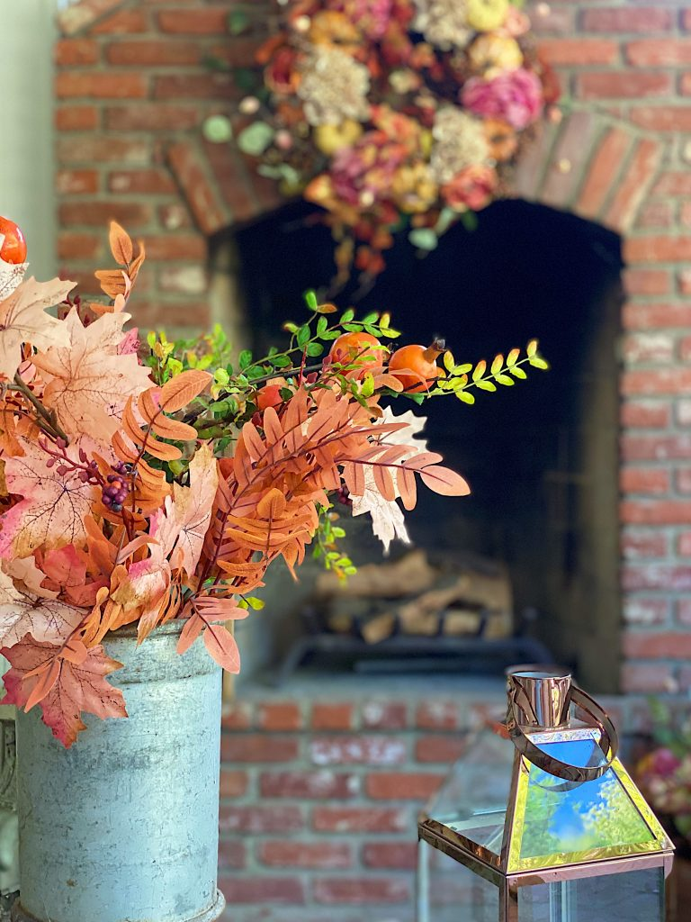 How to Decorate Your Home with Outdoor Fall Decor 7