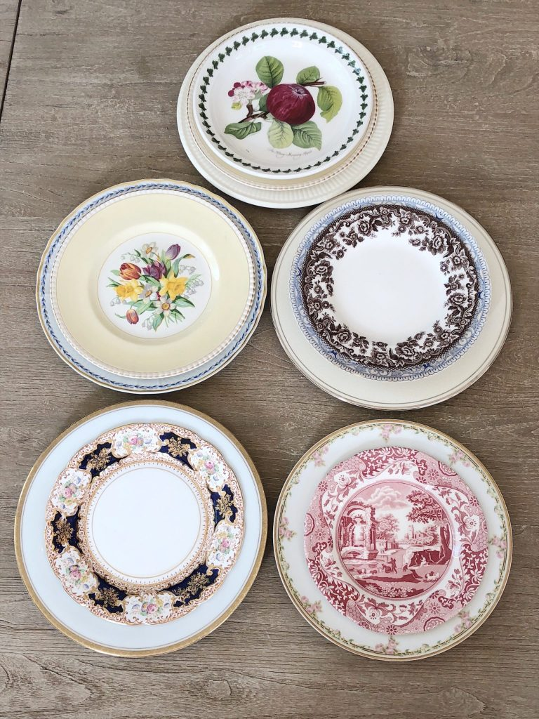 Mix and Match Your Plates