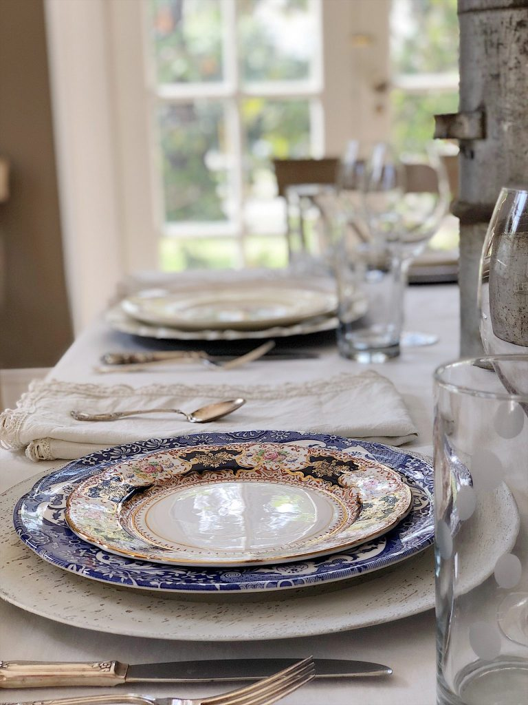 Set the Table with China