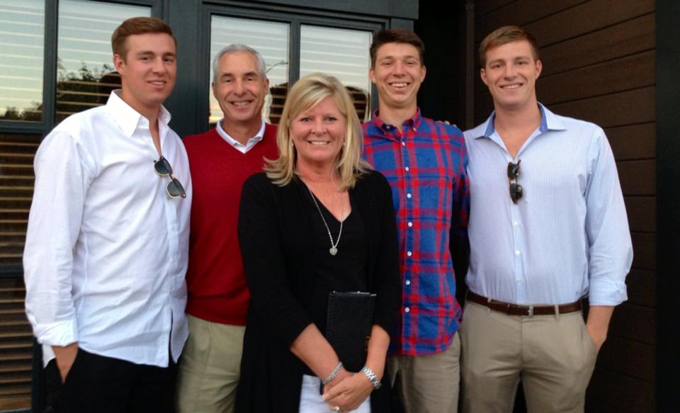 Stanford Family Over Everything