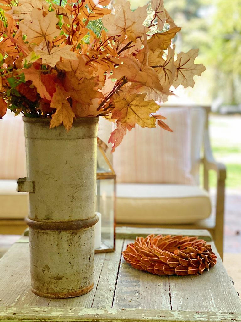 Your Home with Outdoor Fall Decor