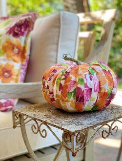 Easy Fall Cinderella Pumpkin Crafts