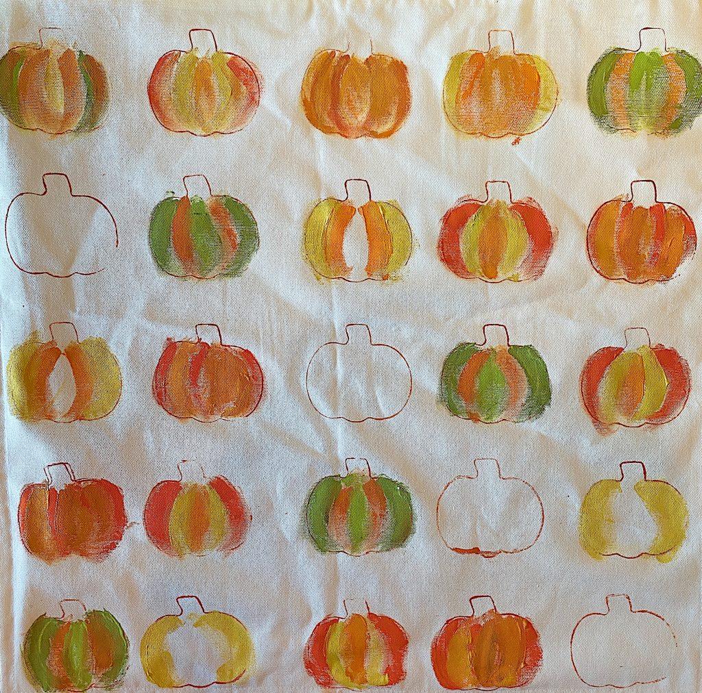Fall Pumpkin Decor Pumpkin Pillow