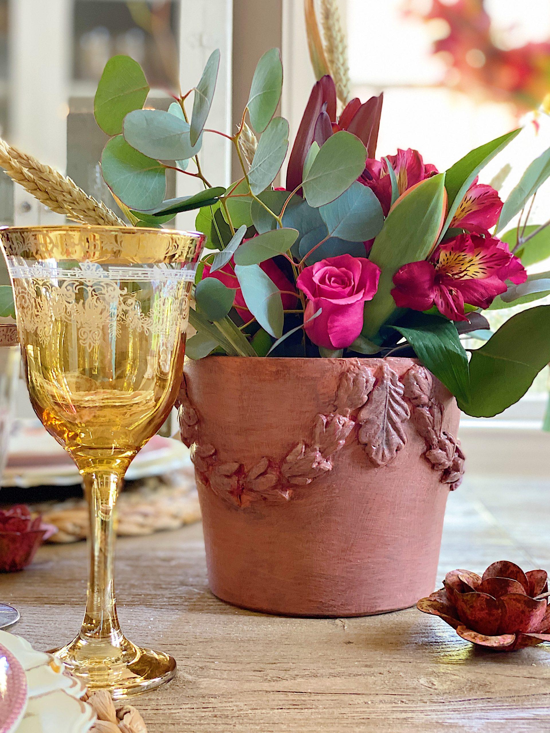 The Best Ceramic Planter DIY