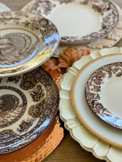 The Best Thanksgiving Plates